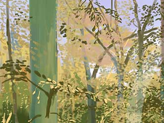 Autumn sketch 2014