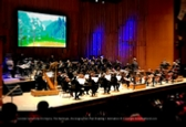 Andy Maitland iPad Drawing and Animation commisssion by the London Symphony Orchestra, UK